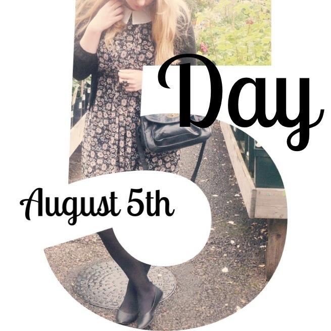 30daychallenge-day5