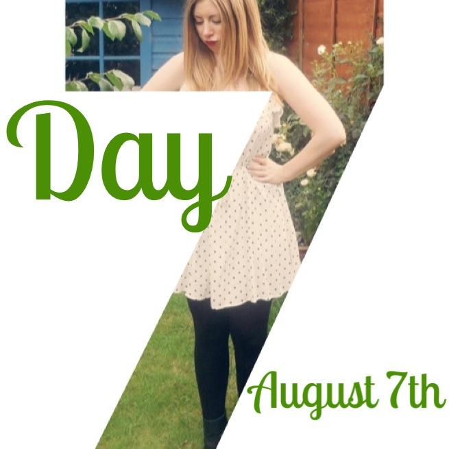 30daychallenge-day7