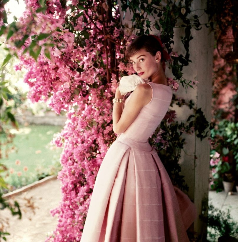 Audrey Hepburn © Norman Parkinson Ltd. Courtesy Norman Parkinson Archive