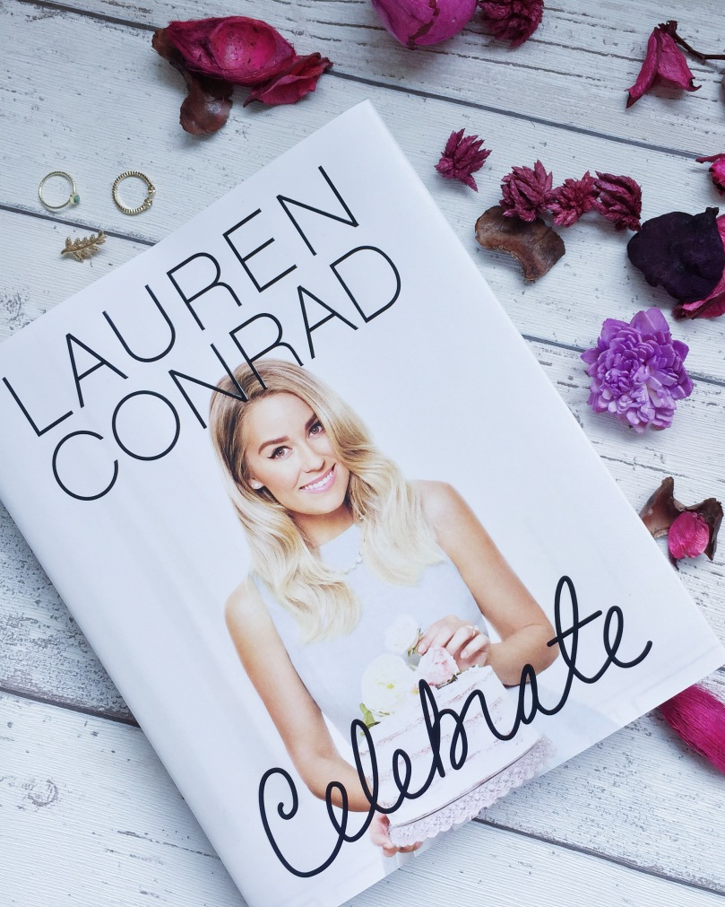 Lauren Conrad Celebrate book review